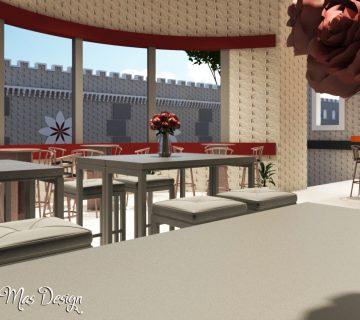 27 interior dalam cafe depan