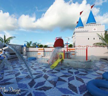 9 area kolam renang anak-anak 2